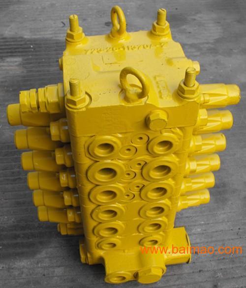 小松200-7分配阀修理图解图片