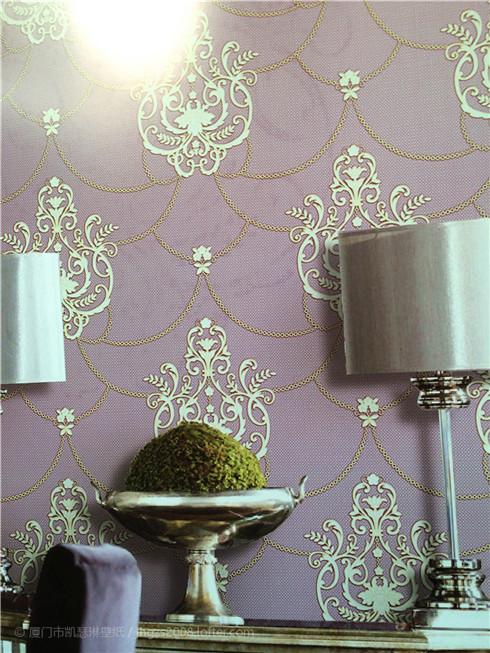 欧式风格墙纸