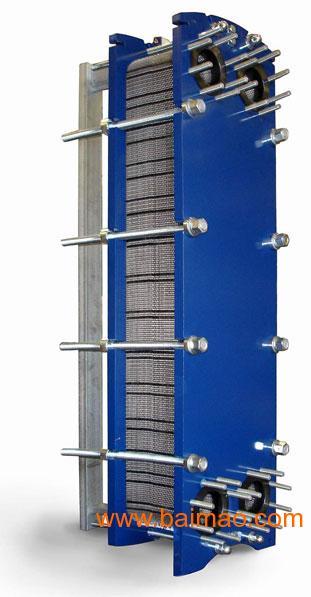 厦门钎焊板式换热器 厦门螺杆式水冷换热器机组福建板式换热器 厦门图片