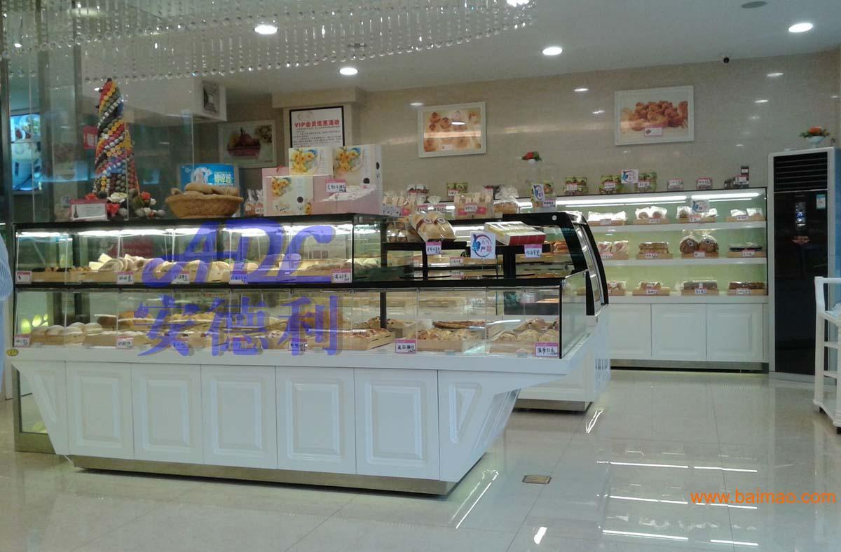 供应 面包展示柜 欧式面包柜 面包柜定做图片 高清图 细节图 广州市白云区安德利制冷设备厂 hc360慧聪网