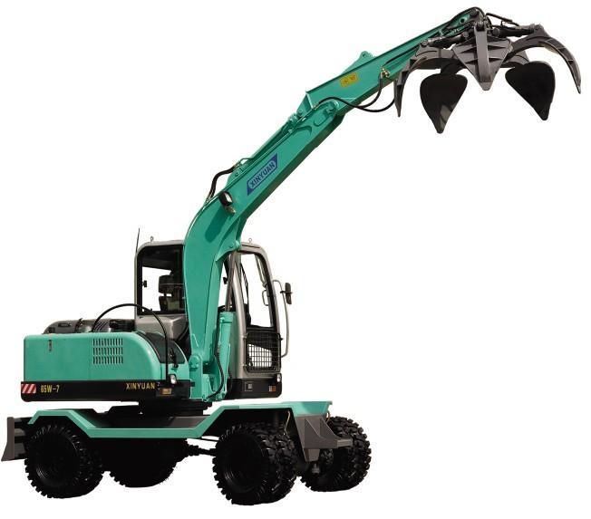 新源小型挖掘机