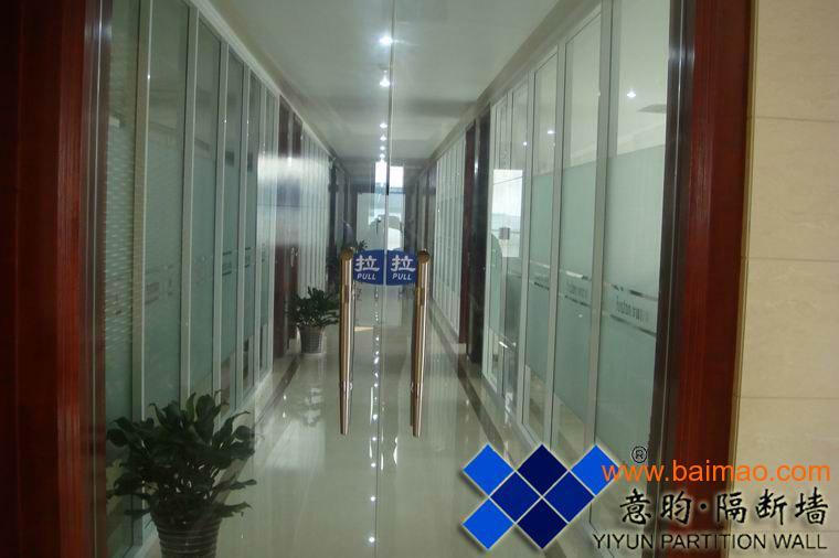 上海意昀隔断重庆隔断分公司批发供应玻璃隔断,成品隔断,板材隔断,中空玻璃百叶隔断