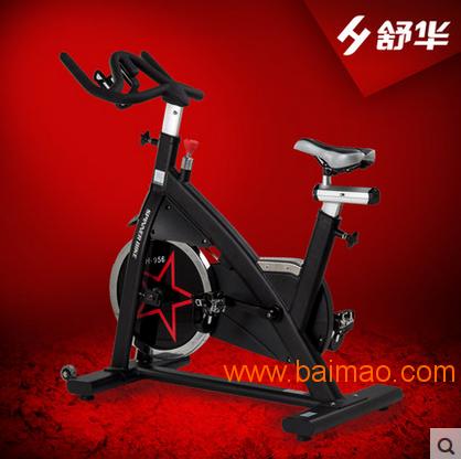 舒华动感单车sh-956A家用健身房健身车
