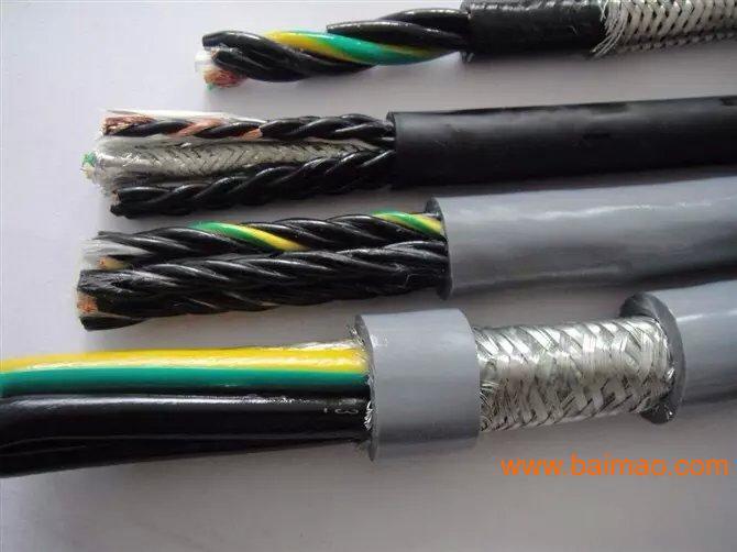 耐油线RVVY/RVVYP耐油电缆厂家直销