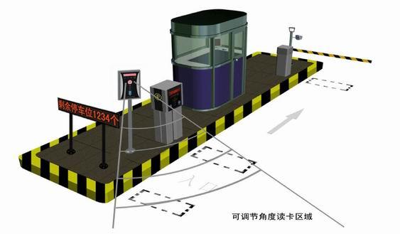 停车场系统YS-1