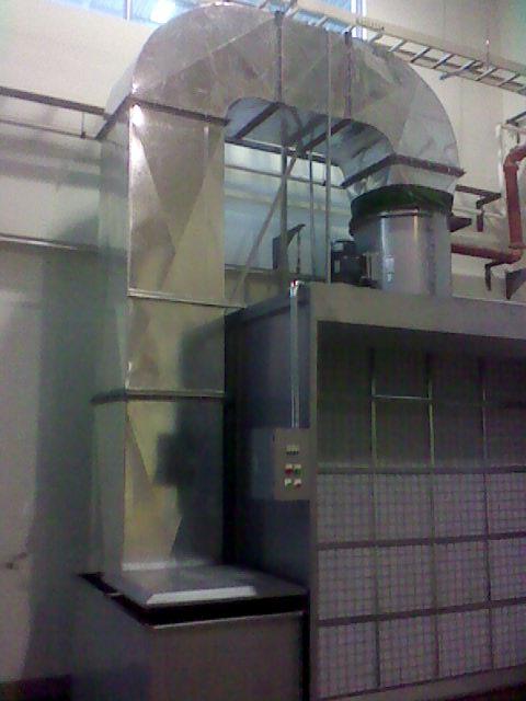 厦门排烟除尘工程