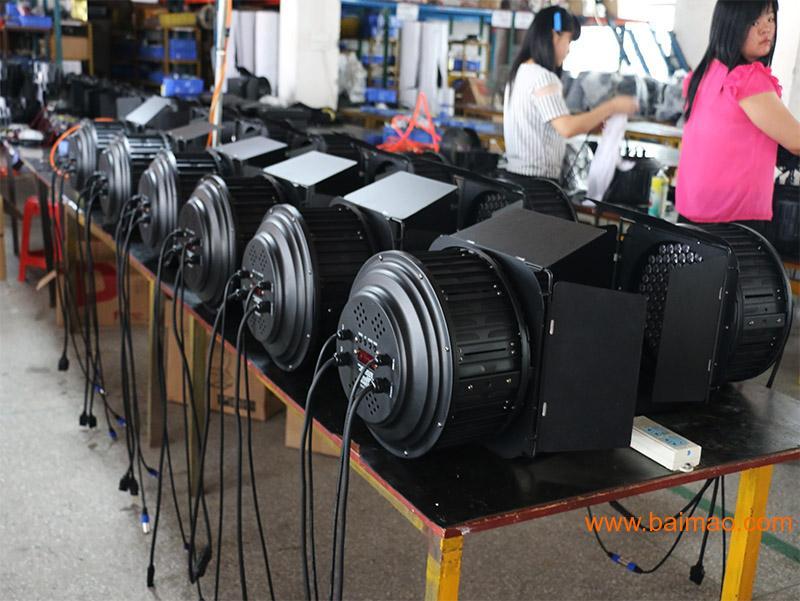舞台灯光3W120颗LED回光灯面光灯柔光灯,cad直线两距离图片