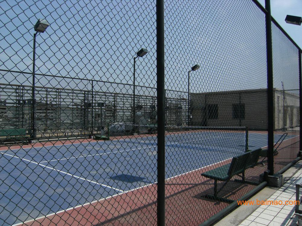 球场围网分为三个样式:       种:分体组装式球场围网产品优势可图片