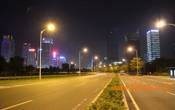 城市道路照明工程