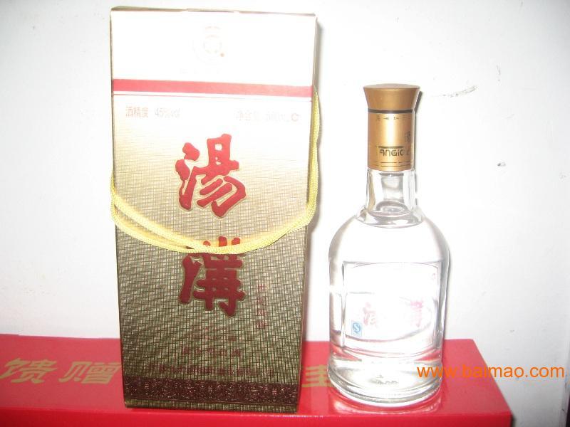 世纪风汤沟酒