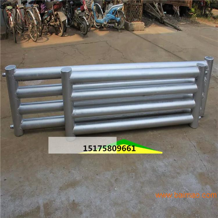 蒸汽專用散熱器 暖氣片無縫鋼管散熱片車間工廠光排管