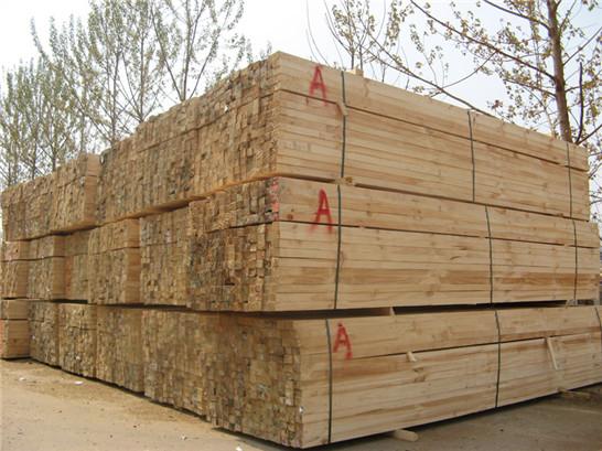 建筑木方回收