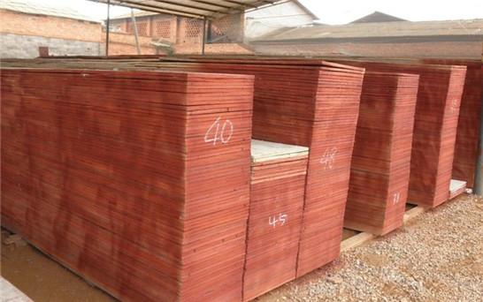 木方模板批发