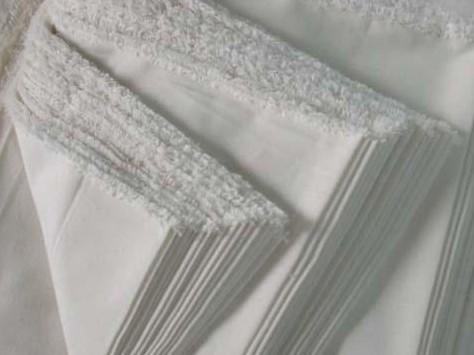 原白色纯棉坯布:21x21