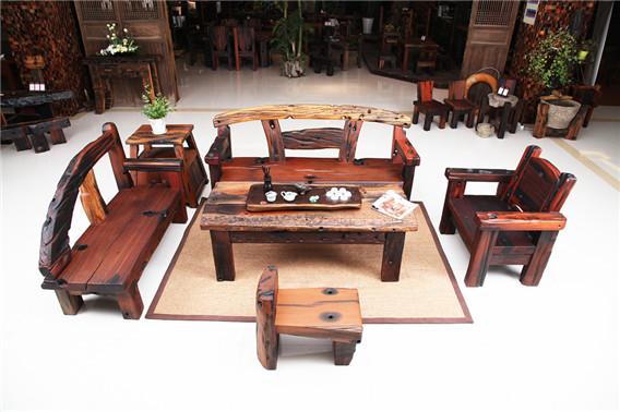 古船木茶桌