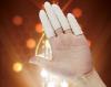 办公伙伴商城 乳白色手指套乳胶橡胶指套