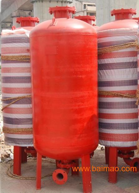 气压罐,武汉膨胀罐,武汉定压罐厂家图片