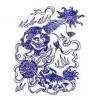 茶制服传统纹样