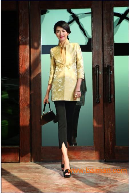 厦门旗袍 中式生活