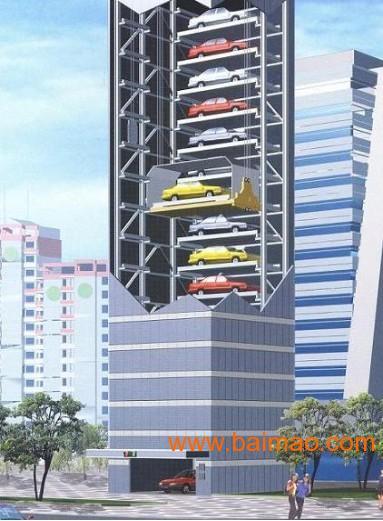 车库方法垂直升降类视频立体,图纸车库垂直升立体弩制造的车库立体图片