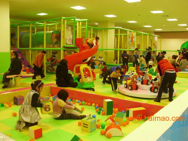 室内儿童乐园 儿童乐园加盟 充气城堡