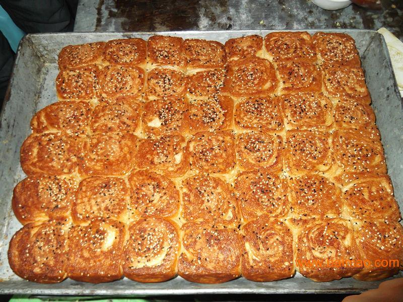 蜂蜜小面包怎么做蜂蜜小面包制作技术培训韩式烤馒头批发–蜂蜜小面包