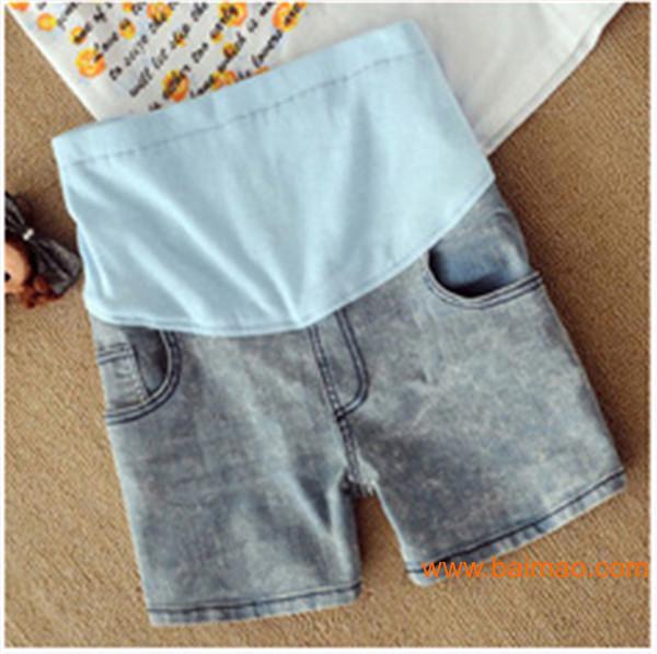 聊城孕妇装——托腹打底孕妇短裤