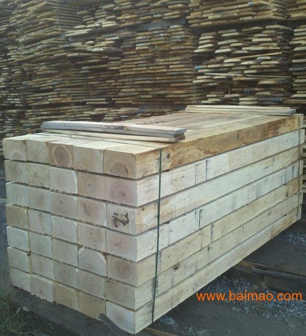 松木枕木,实木枕木