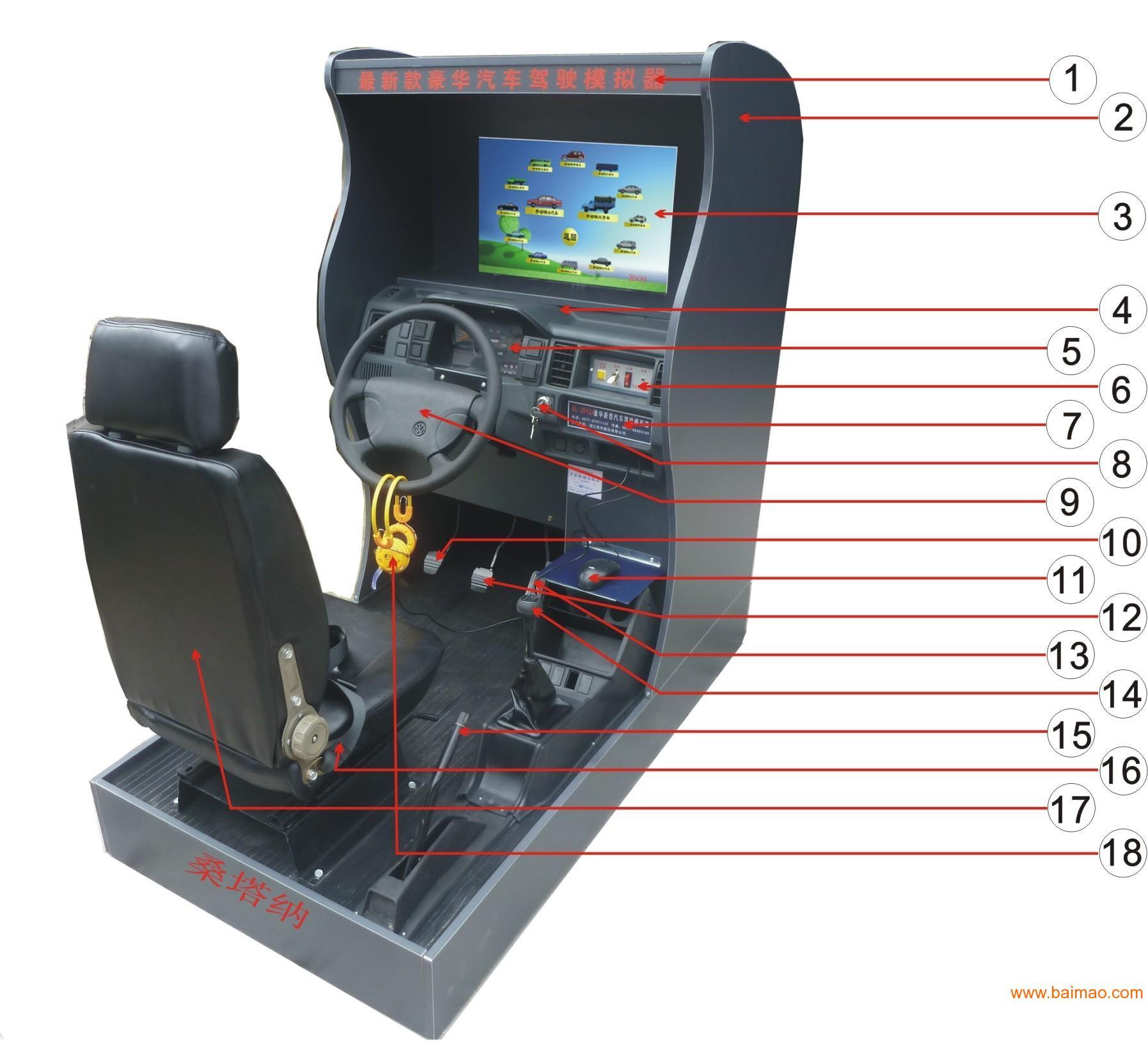 新疆驾校设备、乌鲁木驾校验收设备、驾校透明整车模型