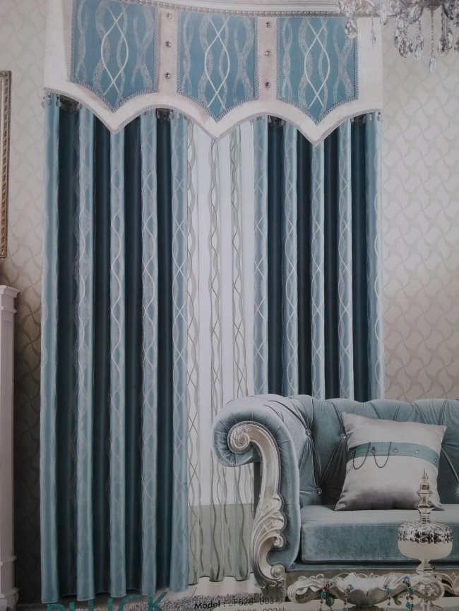 时尚居家窗帘