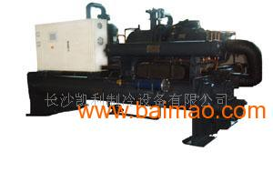 化工冷水机-反应釜冷冻机组-低温螺杆式冷水机