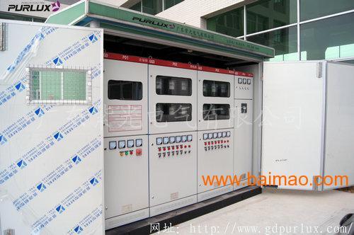 ybp组合式欧式箱式变电站 高品质生产厂家图片