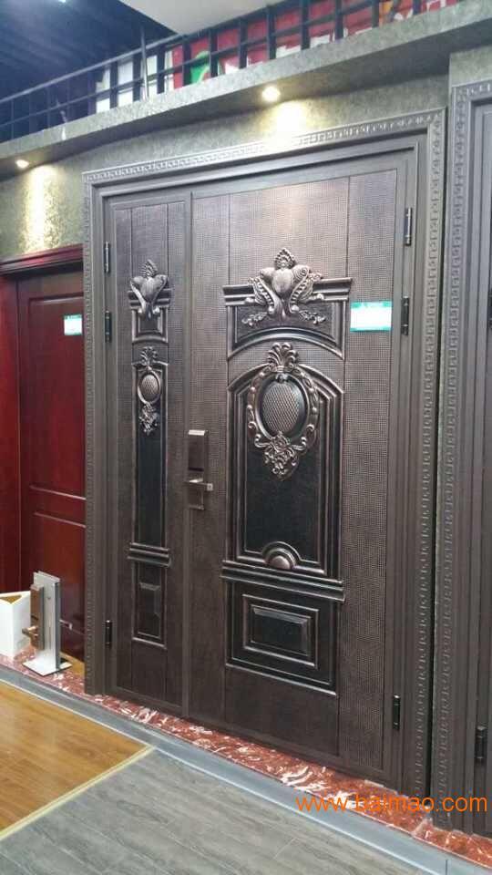 金属铜制防盗门