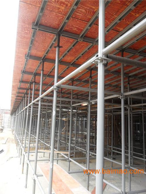 建筑模板支撑系统