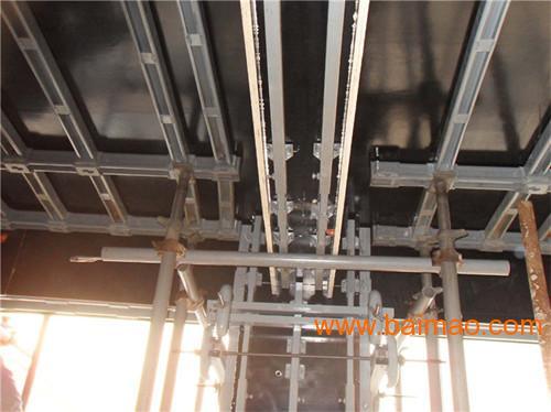新型建筑模板支撑系统