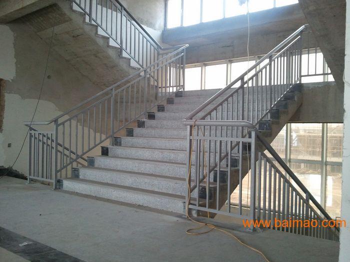 室内外长廊楼梯护栏 办公大楼铝合金楼梯护栏,厂家直销室内外长廊