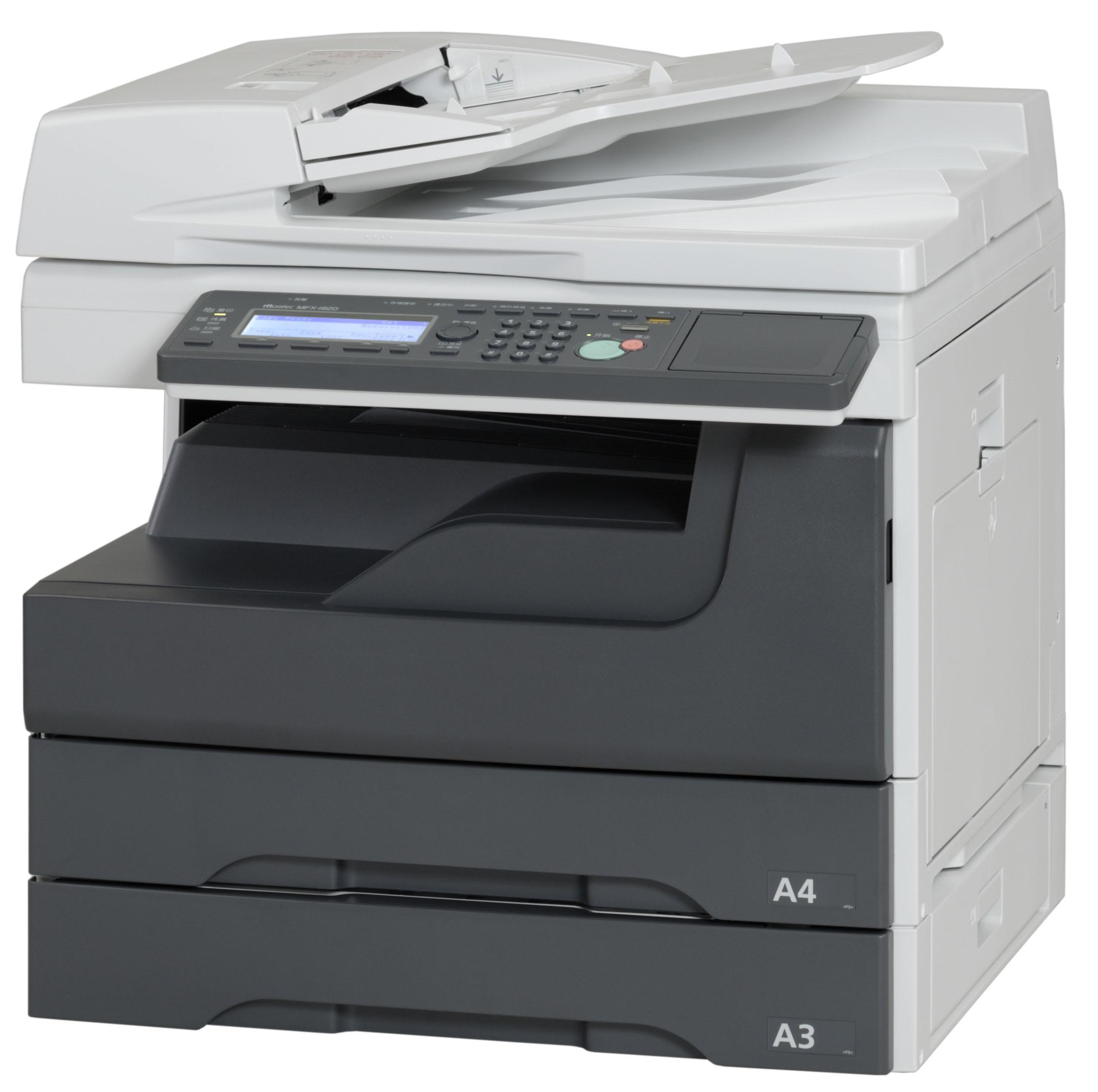 打印机、复印机长短期出租