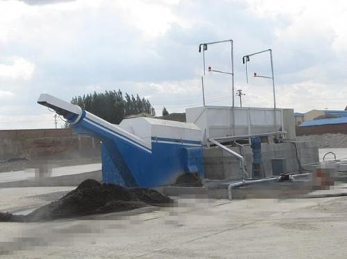 砂石分离机厂家