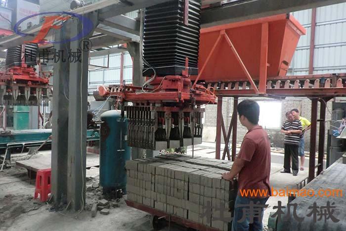 贵州灰砂蒸压砖机,ymza-1200高产量液压砖机图片