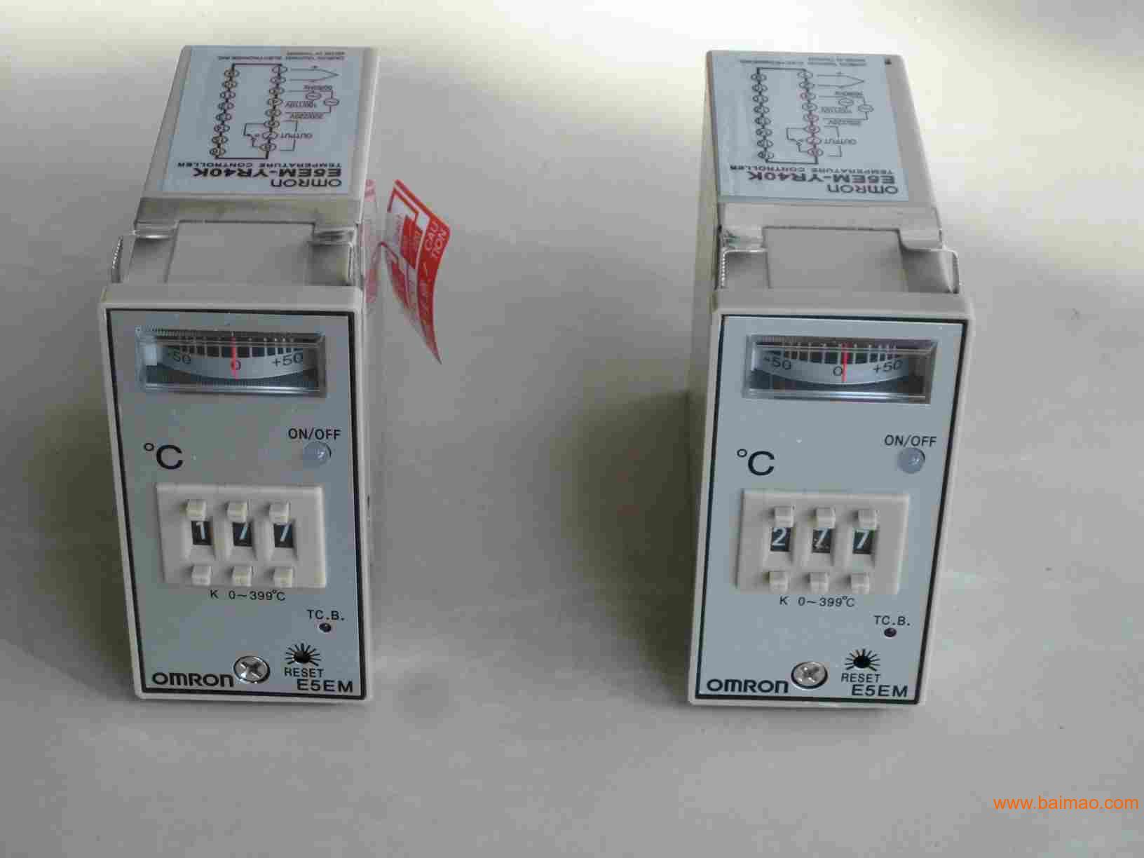 指针式温控器