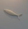 供应批发装饰陶瓷壁挂鱼风铃陶瓷鱼房间隔断加工定做