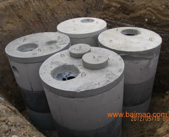 郑州双宇供应9号混凝土化粪池中牟9号钢筋混凝土化粪池安装销售生产