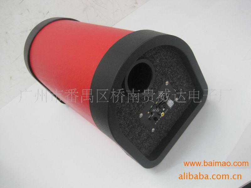 车载音响,5寸隧道形汽车低音炮生产厂家高清图片
