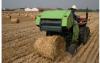 圣鸿机械制造小麦秸秆打捆机小型秸秆捡拾打捆机报价