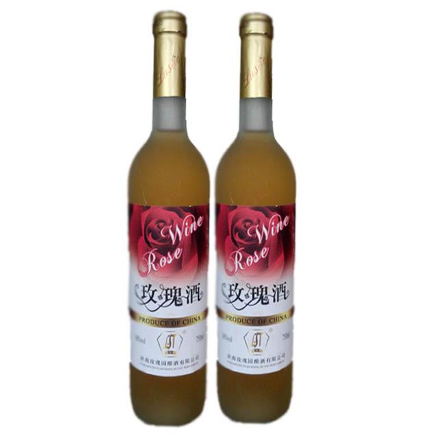 供应山东平阴玫瑰酒