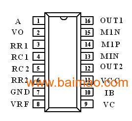人体感应IC|红外感应IC BIS0001贴片IC