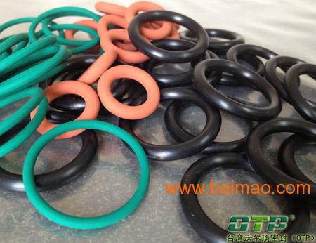 耐磨性强的进口氟素橡胶O型密封圈viton,FKM耐磨性强的进口氟素橡