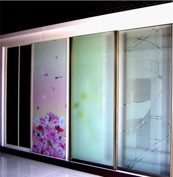 内嵌式玻璃门系列