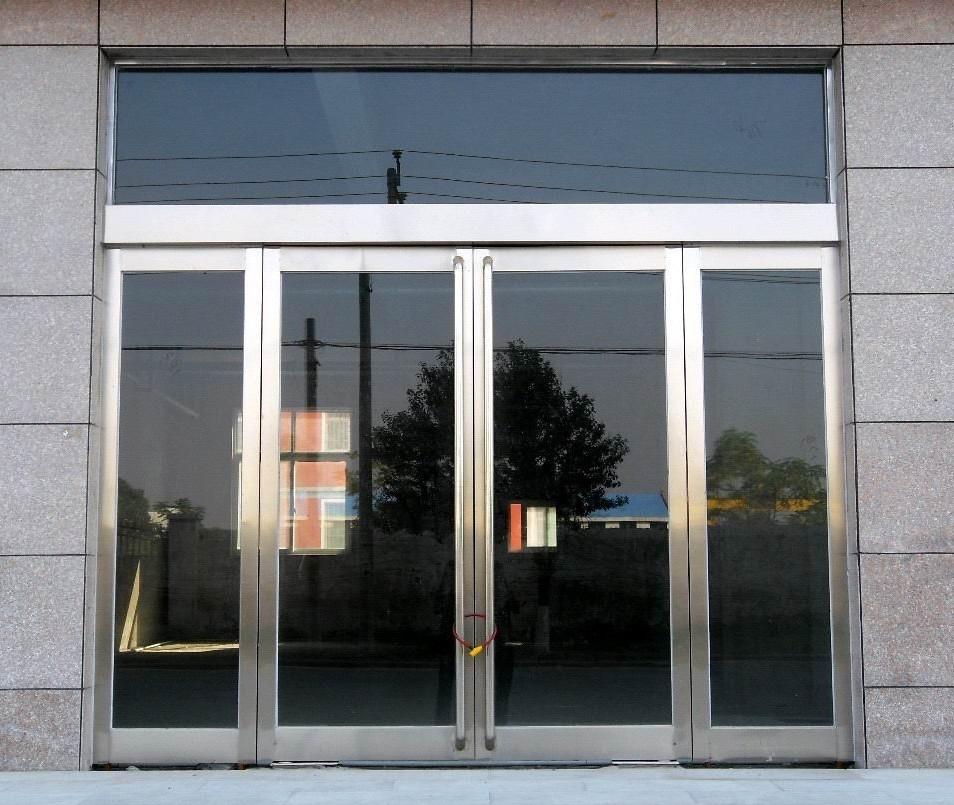 厦门店门玻璃