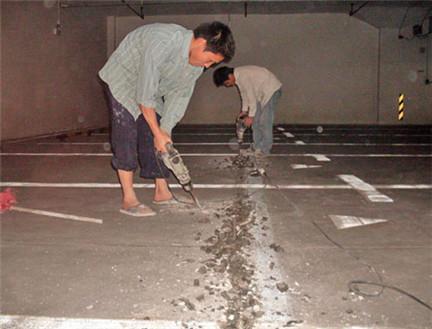 地下室漏水维修